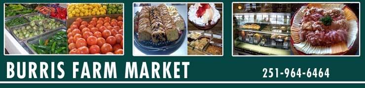 Farm Market offers quality and affordable vegetables and bakery products in the Loxley, AL area.