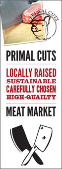 Our primary selection will consist of beef, lamb, pork, goat and poultry. At any given time and when available locally, we will offer such specialty meat possibly consisting of bison, ostrich, duck, pheasant,rabbit, and elk.